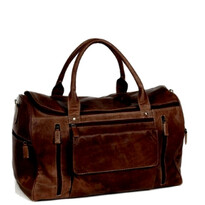 Lone Ranger Leather Weekend Bag - Well Presented020-02147$579