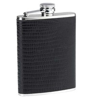 Leather Flask - Cudworth013-00941$69