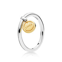 Pandora Shine Medallion of Love Ring (sz 58) - Other size available037-04232$79