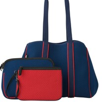 Annabell - Navy/Red - Black Caviar021-01401$139
