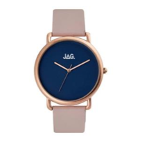 Ivy Rose Gold Watch w/ Pink Strap - JAG042-00526$139