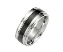 Stainless Steel Ring - Cudworth026-00048$79
