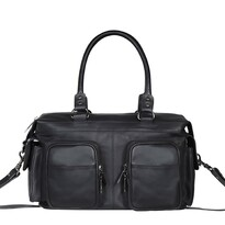 Bandits and Breakaways Baby Bag - Black - Status Anxiety020-01532$469