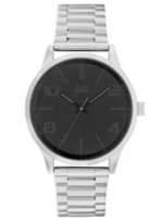 Mitchell Black Dial Silver  - JAG042-00701$159