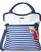 Blue Stripes - Floral - Desigual021-01335$189