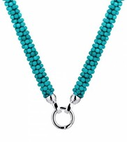 Turquoise Weave Necklace - 028-00400$229