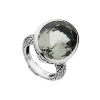 Najo Envy Green Amethyst Ring